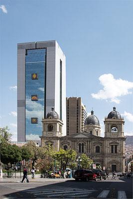 La Paz 20 - Place Murillo