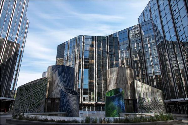Architecture/Graphisme 77 - Paris - La Défense