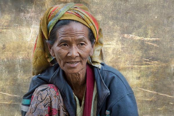 Portraits Là-bas 71 - Birmanie