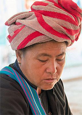 Portraits Là-bas 68 - Birmanie