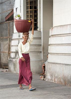 Scènes de vie 60 - Birmanie