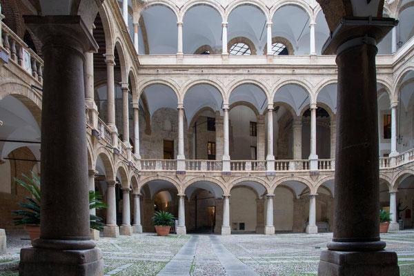 Palerme 30 - Palais des Normands