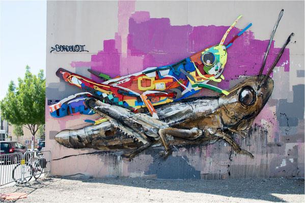 Peinture fraîche festival 28 - Bordalo II - Portugal