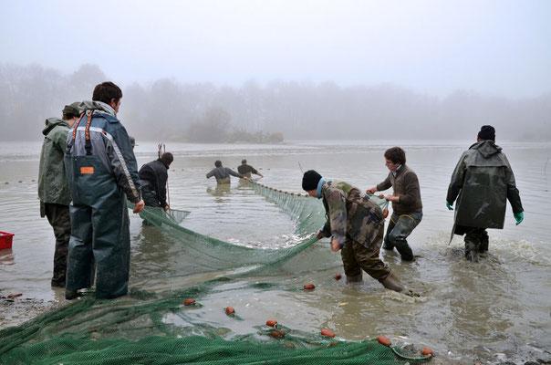 Pêche dans la Dombes 14