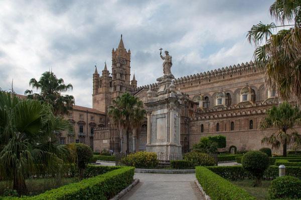 Palerme 20 - Piazza Sett'Angeli - Cathédrale