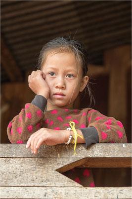 Portraits Là-bas 123- Laos