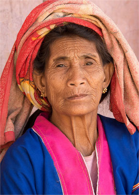 Portraits Là-bas 69 - Birmanie