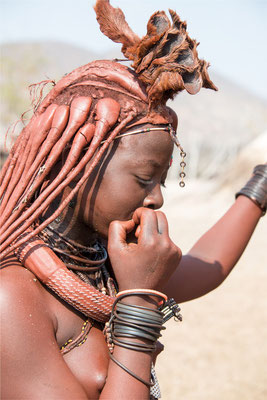 Portraits Là-bas 77 - Namibie