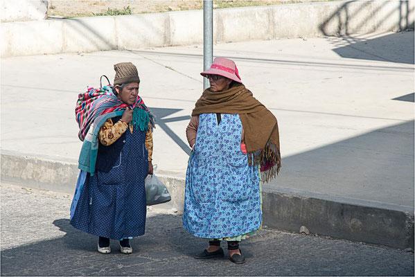 Scènes de vie 90 - Bolivie