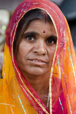 Portraits Là-bas43 - Rajasthan