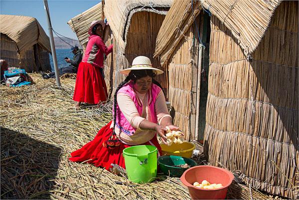 Scènes de vie 86 - Pérou