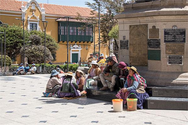 Scènes de vie 100 - Bolivie