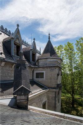 Château du Dr Markus - Extérieurs 06