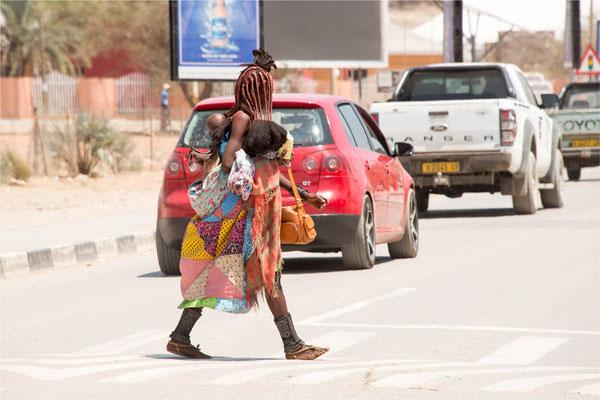 Scènes de vie 64 - Namibie