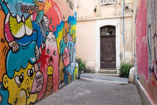 Street art Marseille 18