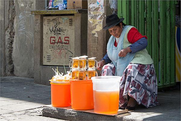 Scènes de vie 95 - Bolivie