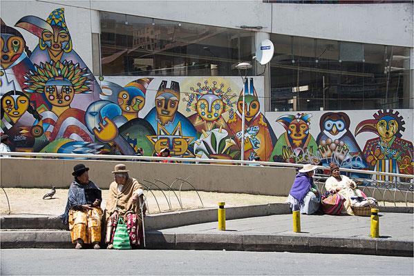 Scènes de vie 94- Bolivie