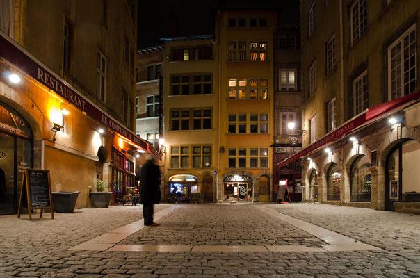 La nuit 25 - Lyon