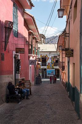 La Paz 44 - Rue Jaen
