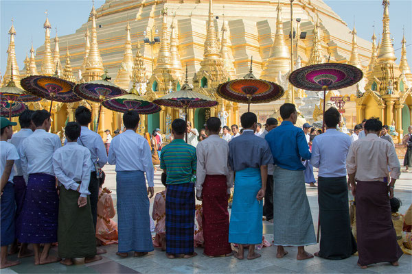 Noviciat 06 - Yangon - Pagode Shwedagon