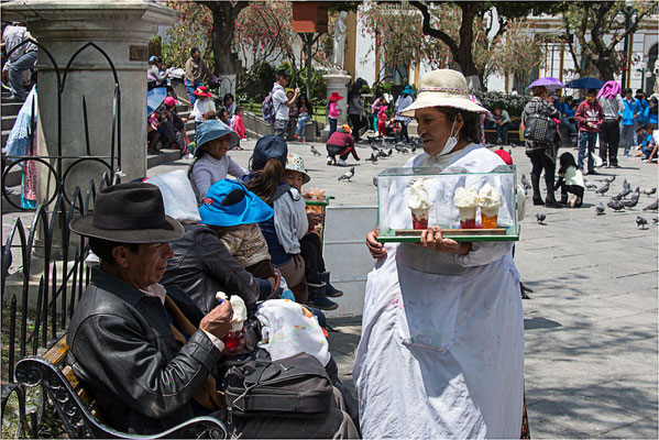Scènes de vie 91 - Bolivie
