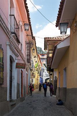 La Paz 43 - Rue Jaen