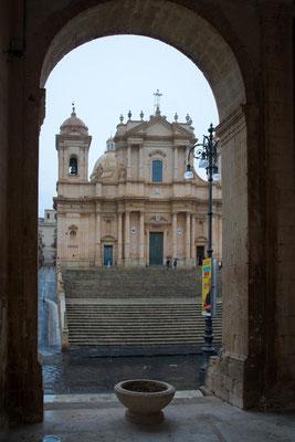 Noto 02 - Cathédrale St Nicolas de Notio