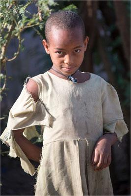 Portraits Là-bas 109 - Ethiopie