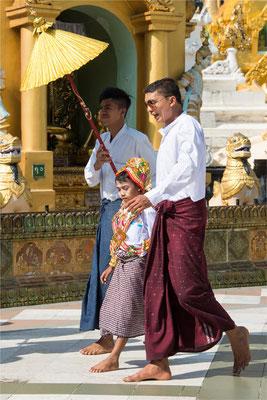 Noviciat 02- Yangon - Pagode Shwedagon