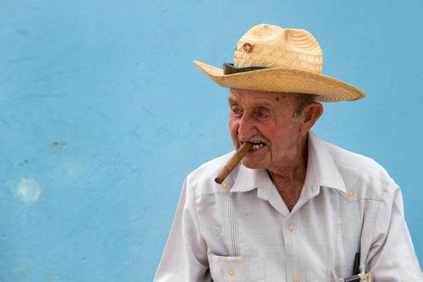 Portraits Là-bas 57 - Cuba