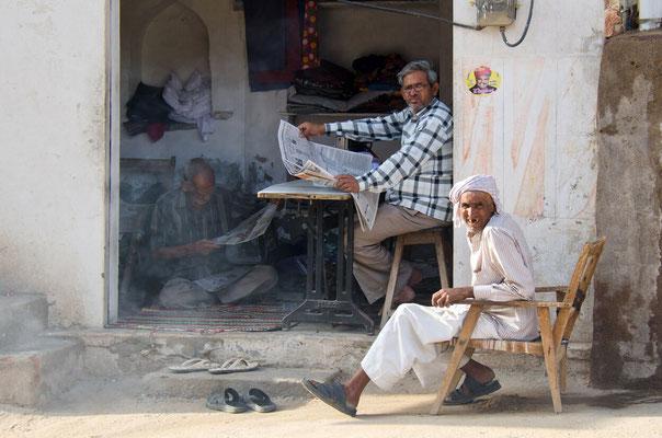 Scènes de vie 14 - Rajasthan