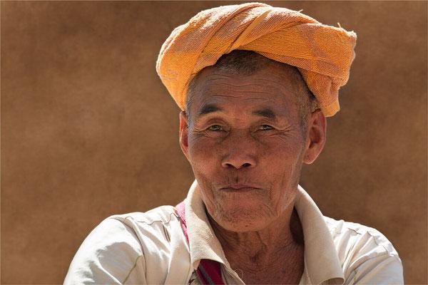 Portraits Là-bas 75 - Birmanie