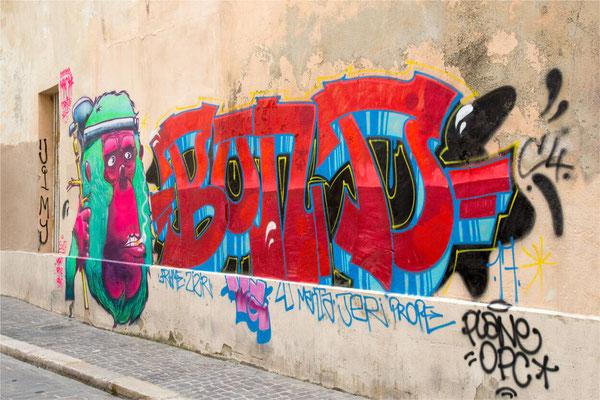 Street art Marseille 07