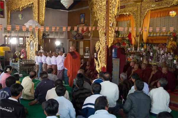 Noviciat 01 - Nyaung Shwe