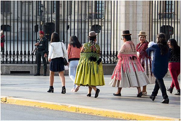 Scènes de vie 73 - Pérou