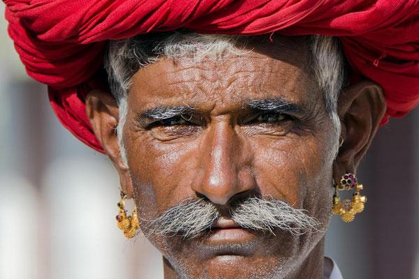 Portraits Là-bas 44 - Rajasthan