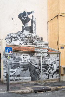 Street art Marseille 37