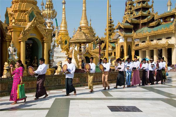 Noviciat 03 - Yangon - Pagode Shwedagon