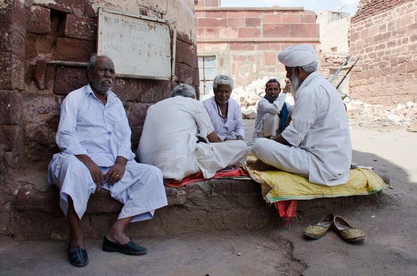 Scènes de vie 18 - Rajasthan