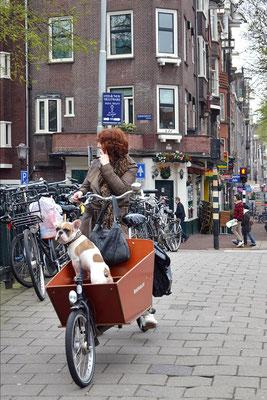 Scènes de vie 09 - Amsterdam