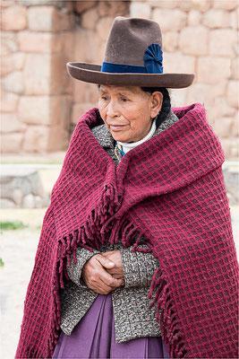 Portraits Là-bas 87 - Pérou