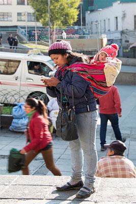 Scènes de vie 87 - Bolivie