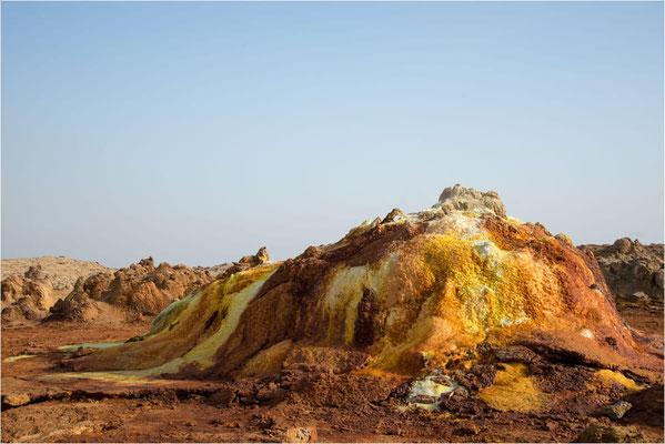 ETHIOPIE - Dépression du Danakil- Dallol 02