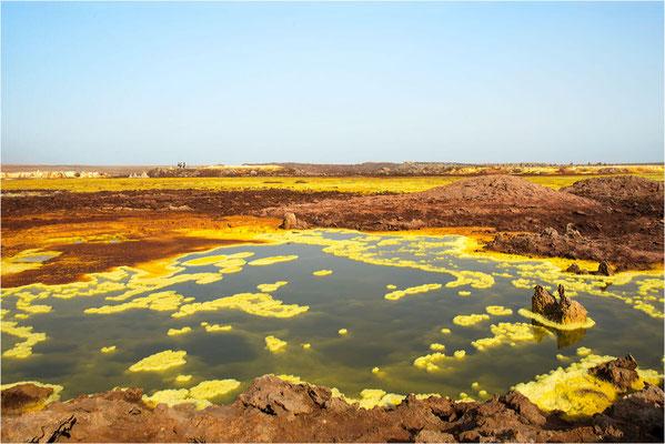 ETHIOPIE - Dépression du Danakil- Dallol 09