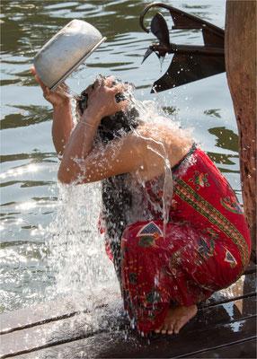 Scènes de vie 57 - Birmanie