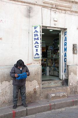 Scènes de vie 101 - Bolivie