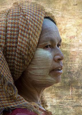 Portraits Là-bas 67 - Birmanie