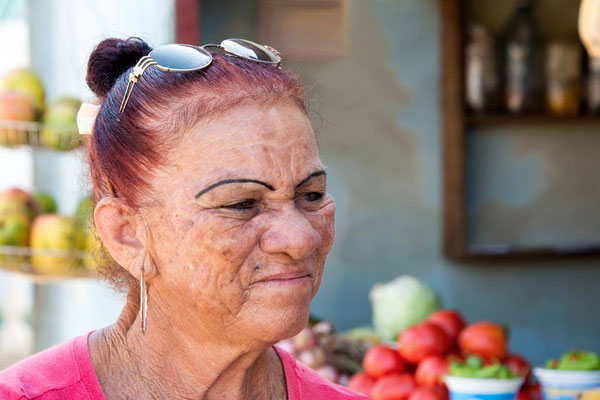 Portraits Là-bas 56 - Cuba