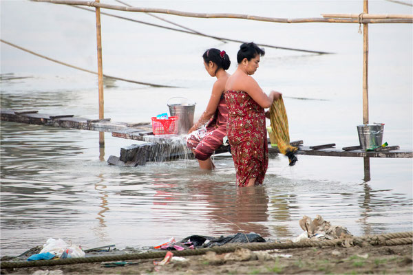 Scènes de vie 52 - Birmanie