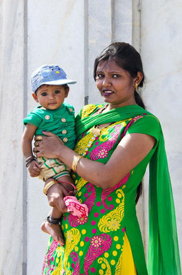 Portraits Là-bas 46 - Rajasthan